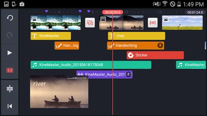 Скачать KineMaster – Pro Video Editor на Андроид - Без Рекламы