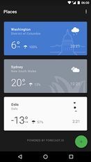 Скачать Weather Timeline - Forecast на Андроид - Без Рекламы